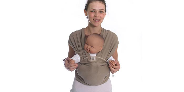 Fular Mamama - portabebés